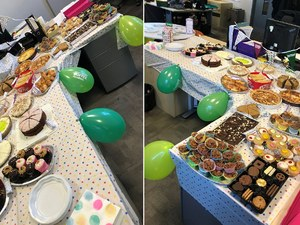 B Macmillan Coffee Morning