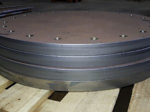 Drilled Steel Blanking Plates