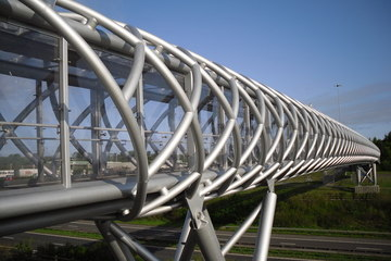 Steel Profiling Services for Bridge Construction and Repairs