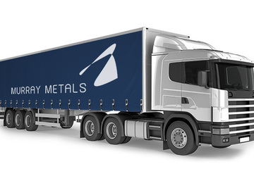 Murray Metals Delivery